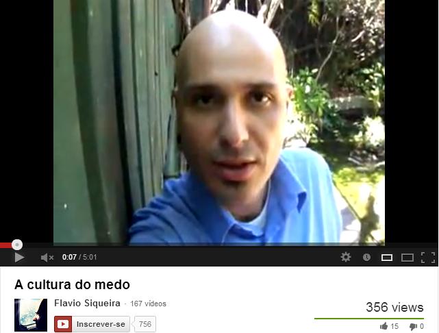 CULTURA DO MEDO